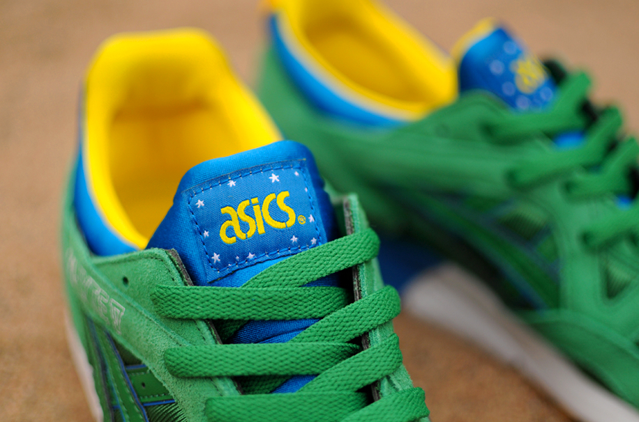 Asics Gel Lyte V & Gel Epirus 'Brazil Pack' (Releasing