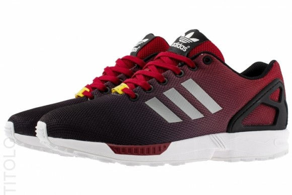 best cheap website for discount official images Adidas ZX Flux Fade Pack-5 - WearTesters