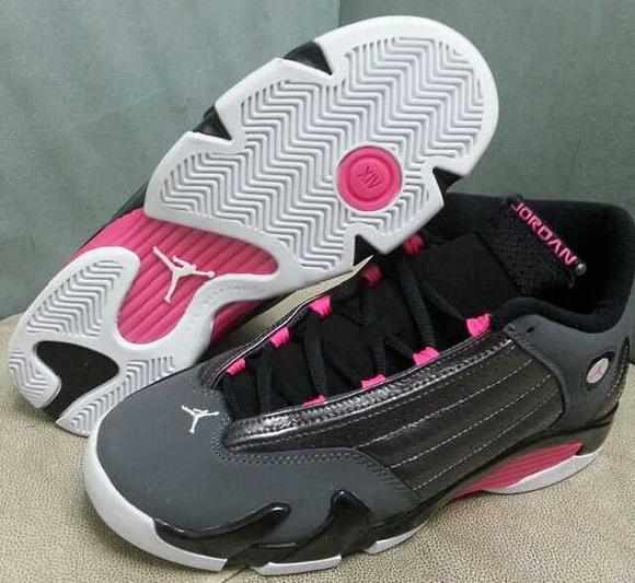 Air Jordan 14 Retro GS 'Rave Pink' 4