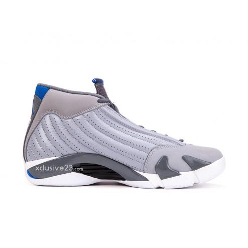 Air Jordan 14 Retro 'Sport Blue' 3