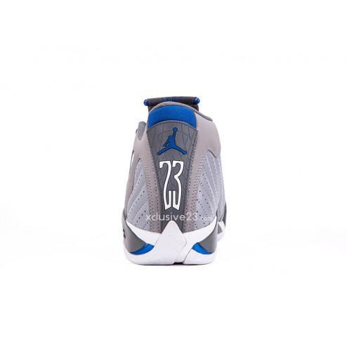 Air Jordan 14 Retro 'Sport Blue' 4