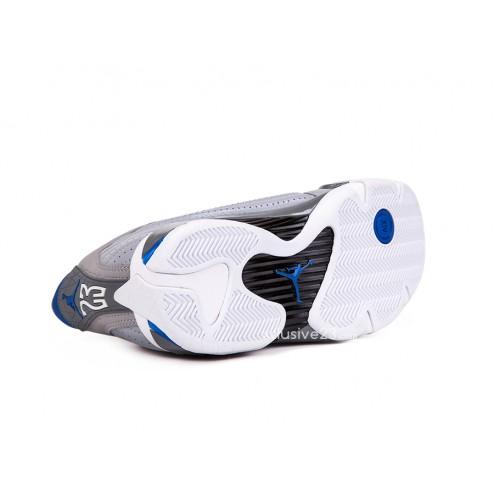 Air Jordan 14 Retro 'Sport Blue' 5