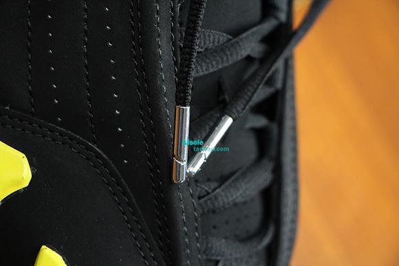 Air Jordan 14 Retro 'Thunder' - Up Close & Personal 10
