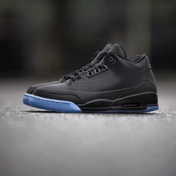 Air Jordan 5Lab3 'Black Reflective' – Detailed Look 1