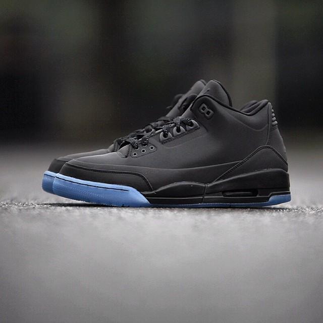 Air Jordan 5Lab3 'Black Reflective