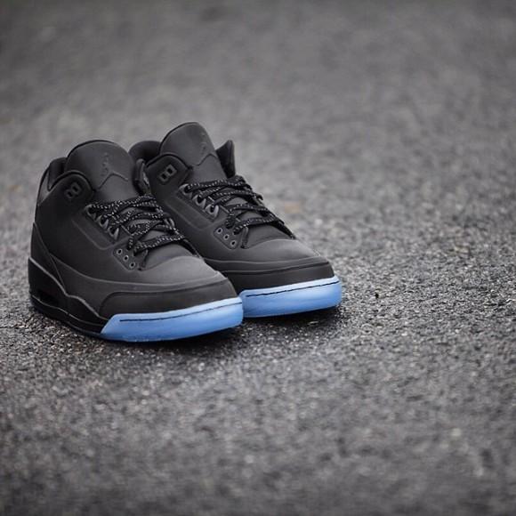 Air Jordan 5Lab3 'Black Reflective' - Detailed Look 2