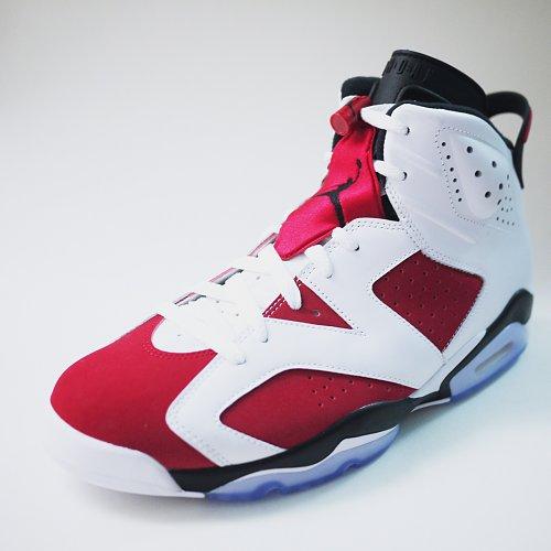 Air Jordan 6 Retro 'Carmine – Detailed Look 2