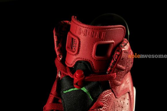 Air Jordan 6 Retro 'History of Jordan' - Detailed Images 4