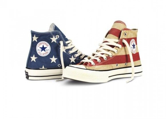 Converse Chuck Taylor All Star 'Vintage Flag' – Release Info 1