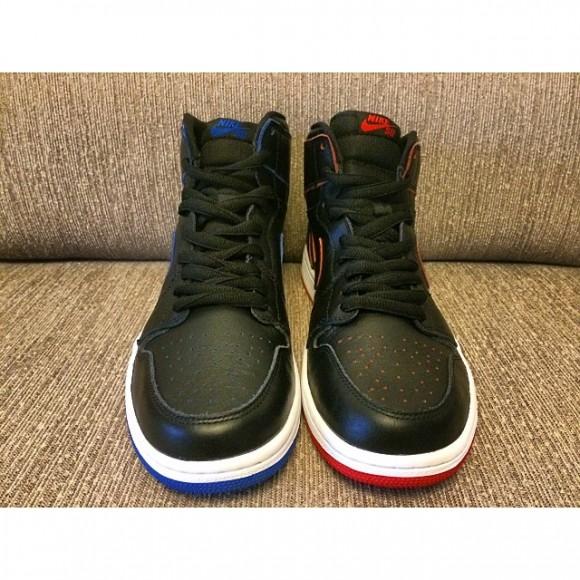Lance Mountain x Nike SB Jordan 1 'Black' – Detailed Look 1