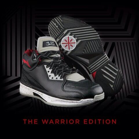 Li-Ning Way of Wade 2.0 Warrior – Release Info – 1