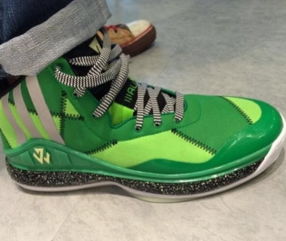 New Colorway Spotted of the adidas John Wall 1  1