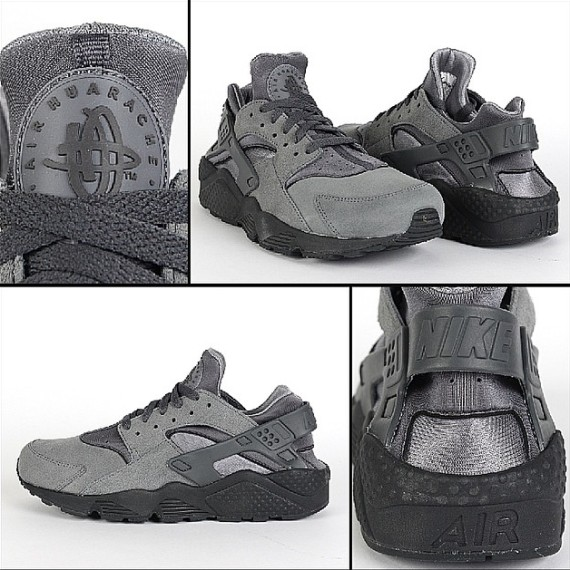 Nike Air Huarache 'Cool Grey' – Available Now