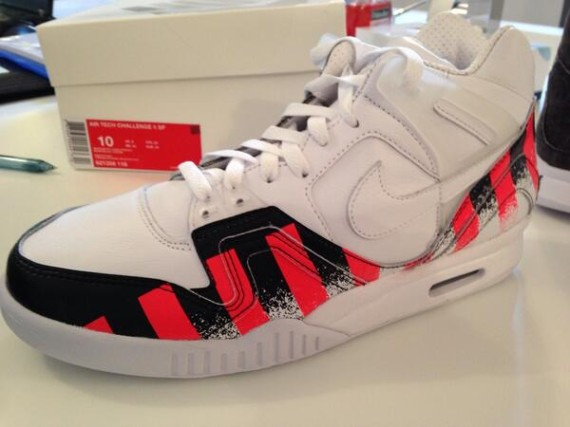 Nike Air Tech Challenge II SP 'French Open'