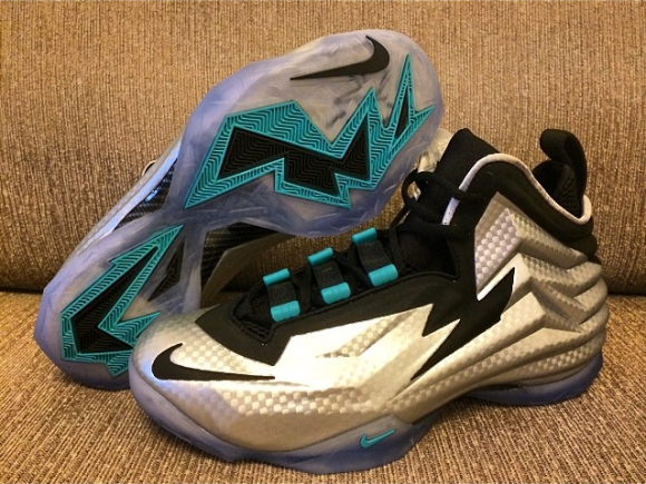 Nike Chuck Posite From All Angles 1