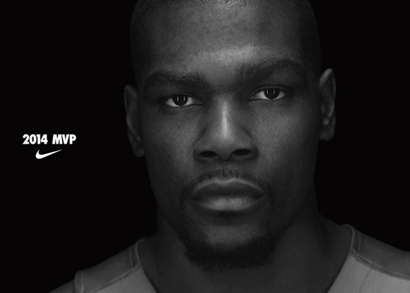 Nike Congratulates KD On First MVP Award 1