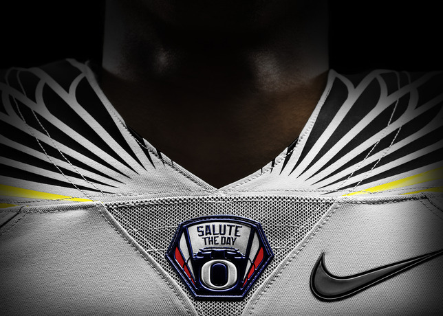 Nike Introduces Oregon Spring Game Uniforms 4