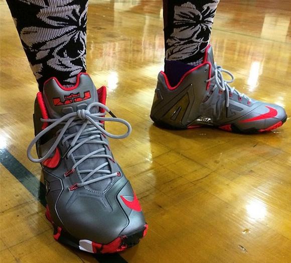 Nike LeBron 11 Elite Performance Review 7