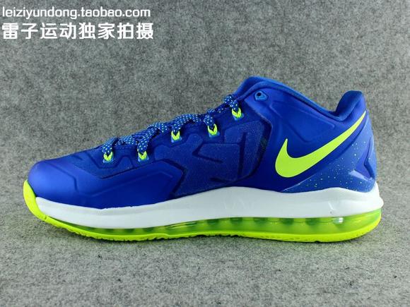 Nike LeBron 11 Low 'Sprite' - Detailed Look 3