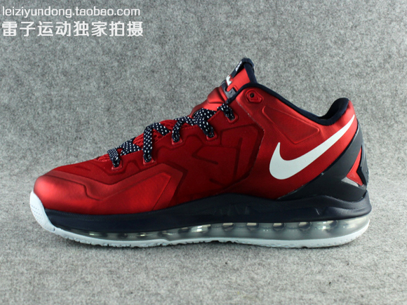 Nike LeBron 11 Low 'USA' - Detailed Look 3
