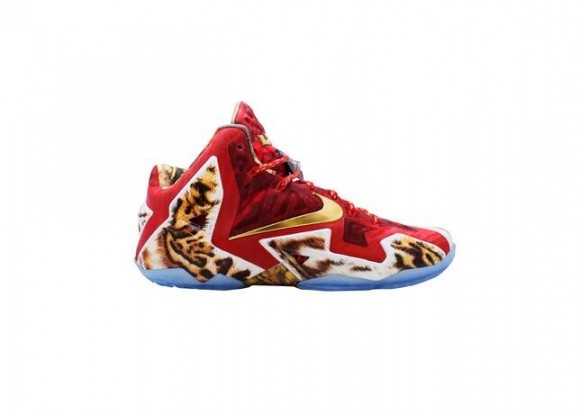 Nike LeBron 11 'NBA 2K14' – Finally Revealed 1