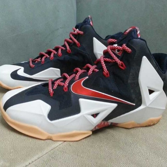 Nike LeBron 11 'USA' - First Look 3
