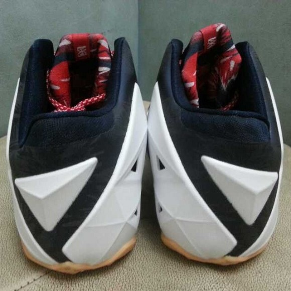 Nike LeBron 11 'USA' - First Look 4