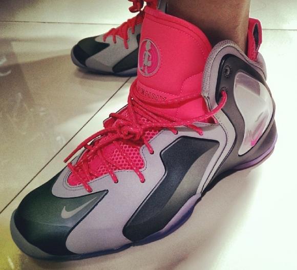 Nike Lil Penny Posite 'Hyper Jade' & 'Hyper Pink' - First Look 4