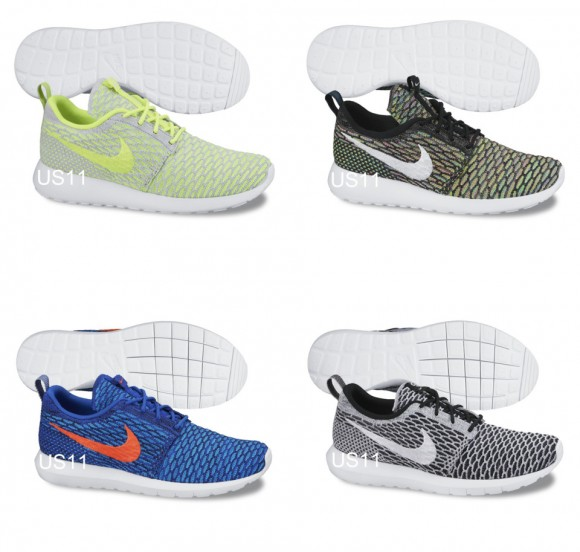 Nike Roshe Run Flyknit (OG & NM) – First Look 12