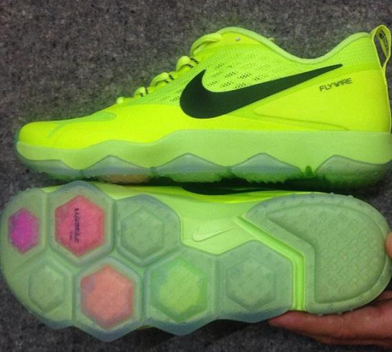 Nike Zoom Hypercross Sample WearTesters
