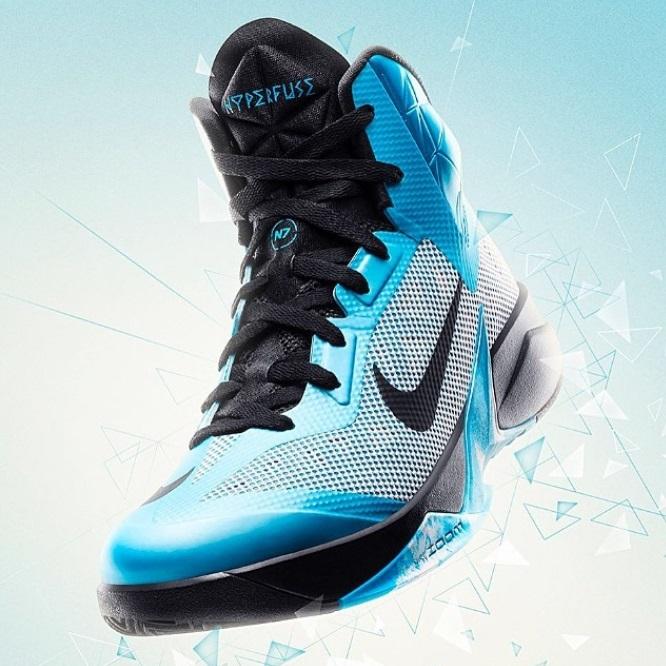 Hay una necesidad de marzo latitud  Nike Zoom Hyperfuse 2013 N7 - WearTesters