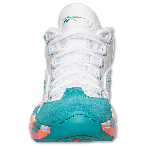 Reebok Question Mid 'White Noise' - Available Now 3
