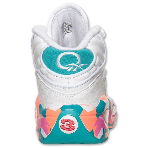 Reebok Question Mid 'White Noise' - Available Now 5