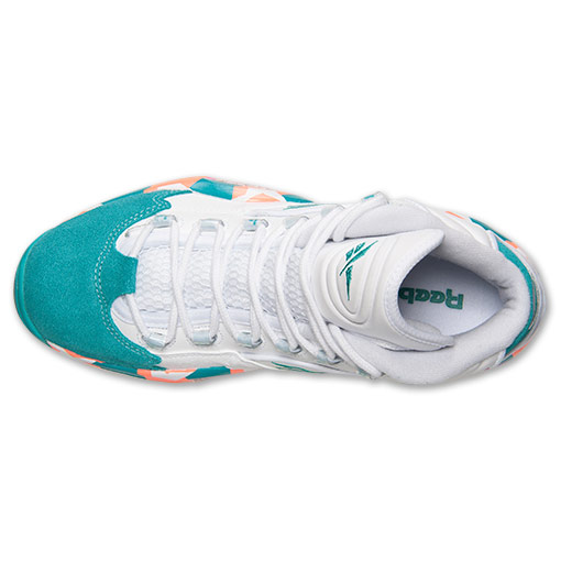 Reebok Question Mid 'White Noise' - Available Now 6
