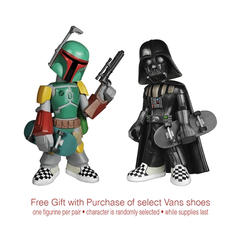 Star Wars X Vans – Available Now (Special Limited Figurine With Purchase)-3