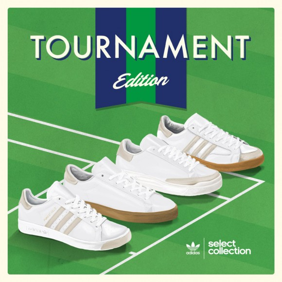 adidas Originals 'Tournament Edition' Wimbledon Pack – Release Info 1