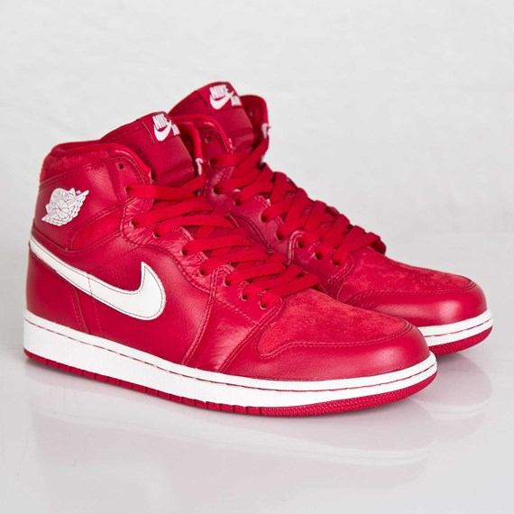 Air Jordan 1 Retro High OG 'Gym Red' – Prepares to Release Overseas 1