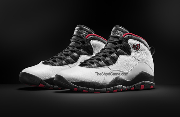 Air Jordan 10 Retro 'Remastered' 1