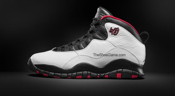 Air Jordan 10 Retro 'Remastered' 2