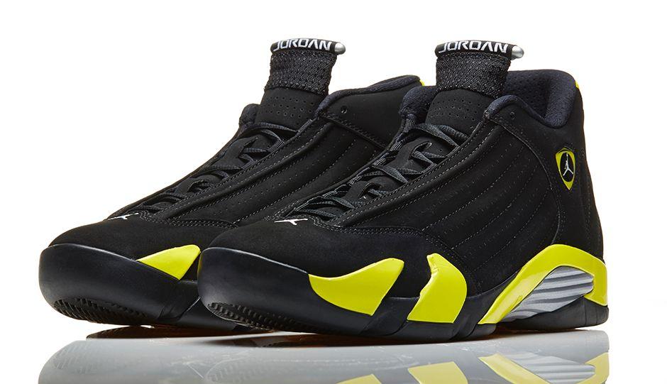 Air Jordan 14 Retro 'Thunder' – Official Look 1