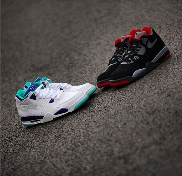Air Jordan Inspired Nike Air Flight '89's Coming Our Way 1