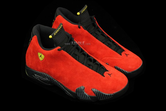 Air Jordan Retro 14 'Ferrari' – Available Now 1