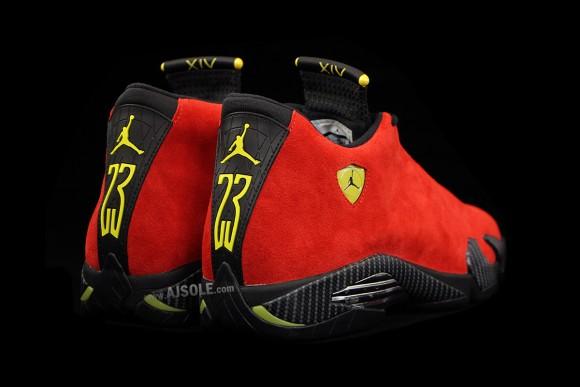 Air Jordan Retro 14 'Ferrari' - Available Now 2