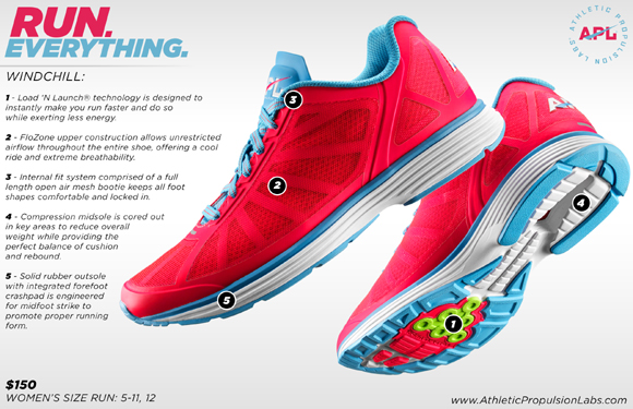 Athletic Propulsion Labs Officially Launches Running Footwear 11