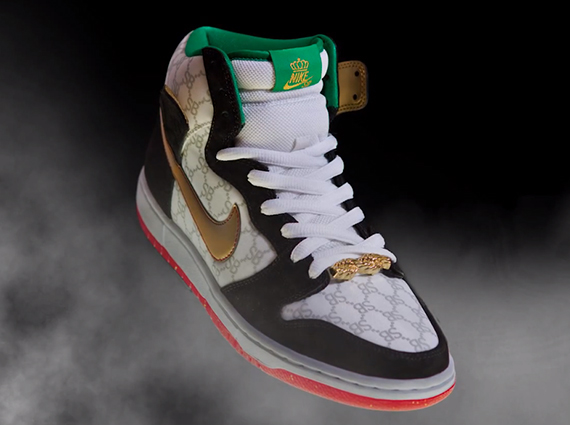 Black Sheep Skate Shop x Nike SB Dunk High – Release Cancelled 2