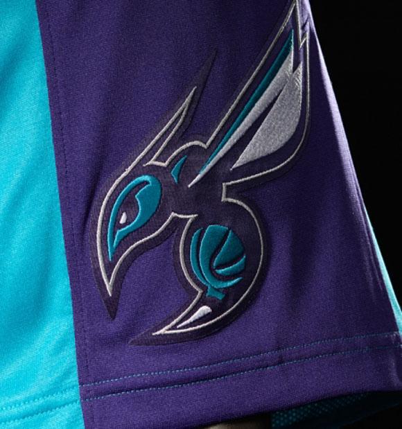 Charlotte Hornets Unveil New Uniforms 11