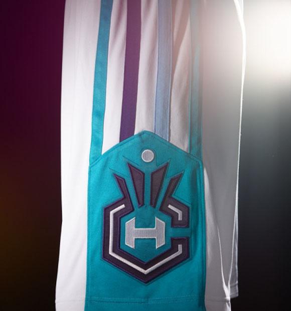 Charlotte Hornets Unveil New Uniforms 5