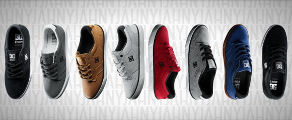 DC Officially Releases the Nyjah Vulc