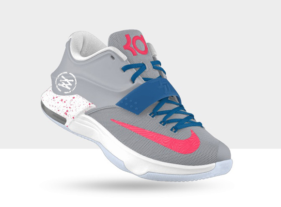 Design Your Nike KD7 on NIKEiD Now 1