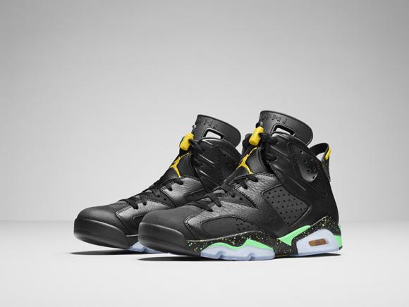 Jordan Brand Officially Unveils Brazil Pack 2